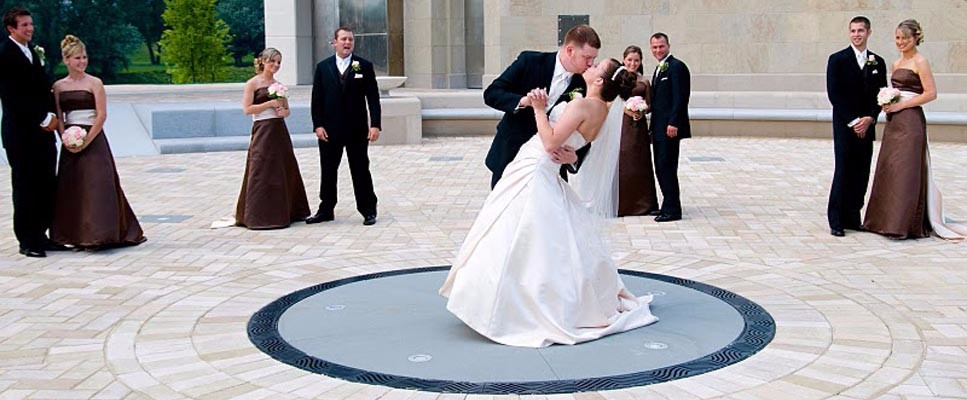Dancing with Your Wedding Stars