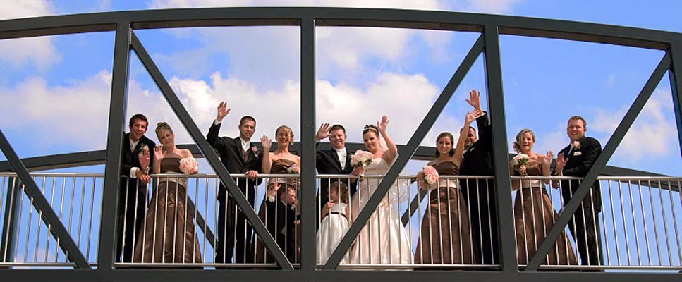The Bridge from Wedding Day to Memories Forever