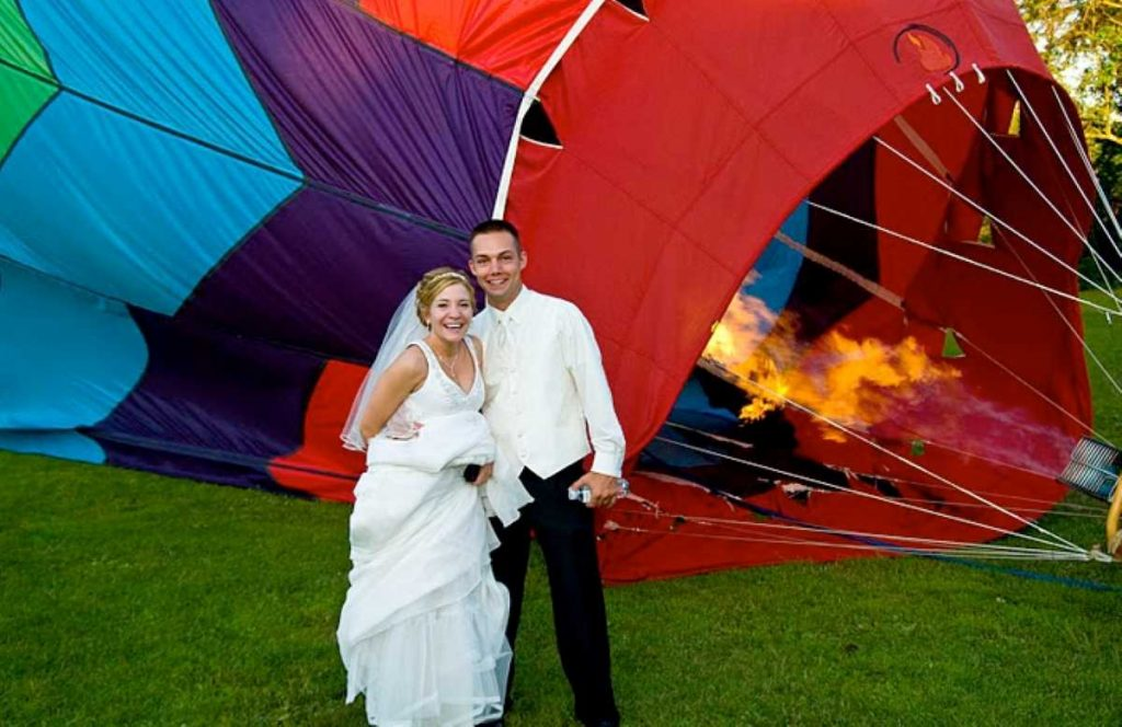 Wedding Video Balloon
